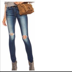 Rag & Bone Pacifico Wash Skinny Jeans Size 28